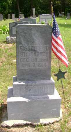 STRICKROTT, GUNTHER GOTTFRIED - Ross County, Ohio | GUNTHER GOTTFRIED STRICKROTT - Ohio Gravestone Photos