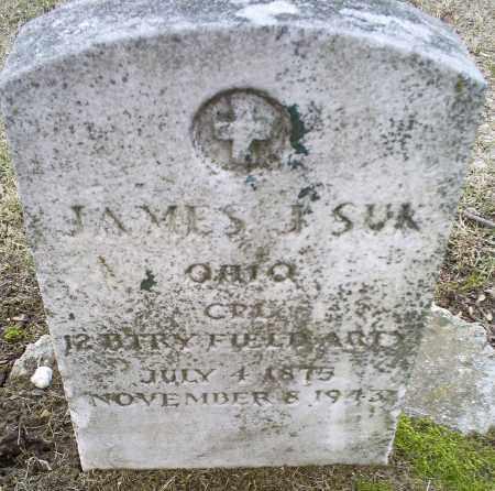 SUK, JAMES J. - Ross County, Ohio | JAMES J. SUK - Ohio Gravestone Photos