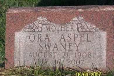 SWANEY, ORA - Ross County, Ohio | ORA SWANEY - Ohio Gravestone Photos