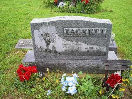 TACKETT, STANLEY LEE - Ross County, Ohio   STANLEY LEE TACKETT - Ohio Gravestone Photos