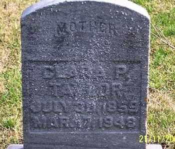 TAYLOR, CLARA P. - Ross County, Ohio | CLARA P. TAYLOR - Ohio Gravestone Photos