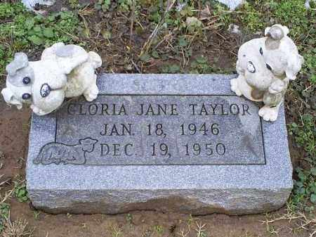 TAYLOR, GLORIA JANE - Ross County, Ohio | GLORIA JANE TAYLOR - Ohio Gravestone Photos
