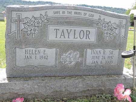 TAYLOR, HELEN E. - Ross County, Ohio | HELEN E. TAYLOR - Ohio Gravestone Photos
