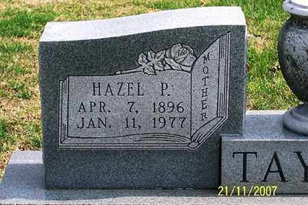 TAYLOR, HAZEL - Ross County, Ohio | HAZEL TAYLOR - Ohio Gravestone Photos