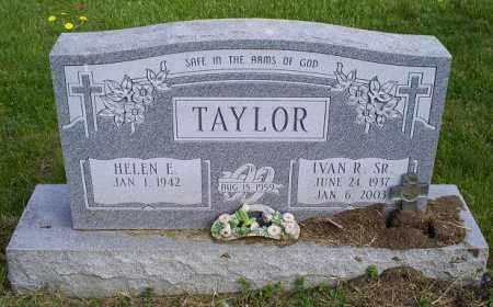 TAYLOR, IVAN R. SR. - Ross County, Ohio | IVAN R. SR. TAYLOR - Ohio Gravestone Photos