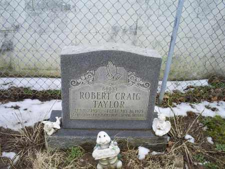 TAYLOR, ROBERT CRAIG - Ross County, Ohio | ROBERT CRAIG TAYLOR - Ohio Gravestone Photos