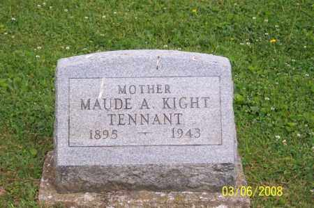 TENNANT, MAUDE A. - Ross County, Ohio | MAUDE A. TENNANT - Ohio Gravestone Photos