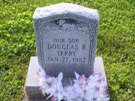 TERRY, DOUGLAS R. - Ross County, Ohio | DOUGLAS R. TERRY - Ohio Gravestone Photos
