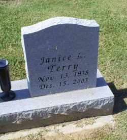 TERRY, JANICE L. - Ross County, Ohio | JANICE L. TERRY - Ohio Gravestone Photos