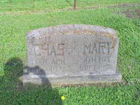 THACKER, MARY - Ross County, Ohio | MARY THACKER - Ohio Gravestone Photos