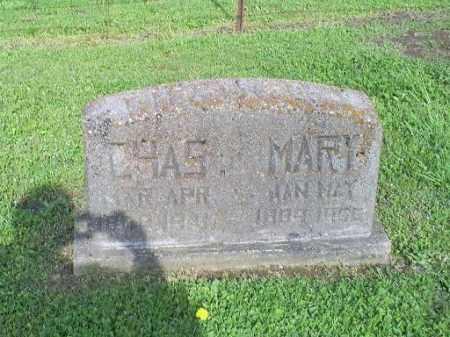 THACKER, CHAS. - Ross County, Ohio | CHAS. THACKER - Ohio Gravestone Photos