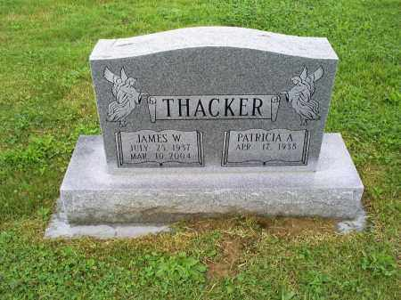THACKER, JAMES W. - Ross County, Ohio | JAMES W. THACKER - Ohio Gravestone Photos