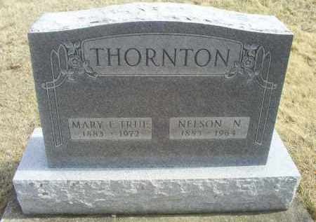 TRUE THORNTON, MARY E. - Ross County, Ohio | MARY E. TRUE THORNTON - Ohio Gravestone Photos