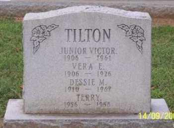 TILTON, JUNIOR VICTOR - Ross County, Ohio | JUNIOR VICTOR TILTON - Ohio Gravestone Photos