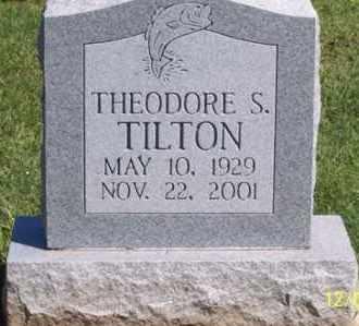 TILTON, THEODORE S. - Ross County, Ohio | THEODORE S. TILTON - Ohio Gravestone Photos