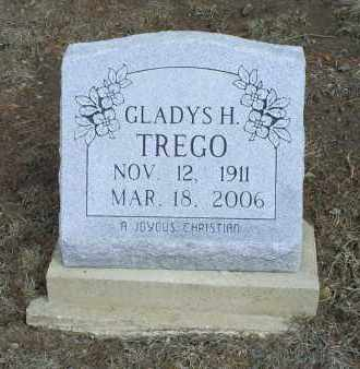 TREGO, GLADYS H. - Ross County, Ohio | GLADYS H. TREGO - Ohio Gravestone Photos
