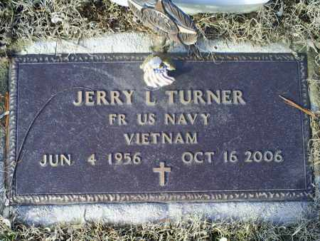 TURNER, JERRY L. - Ross County, Ohio | JERRY L. TURNER - Ohio Gravestone Photos