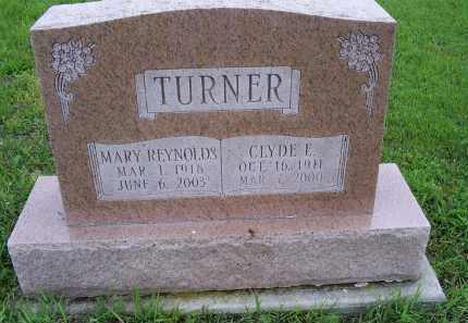 TURNER, MARY - Ross County, Ohio | MARY TURNER - Ohio Gravestone Photos