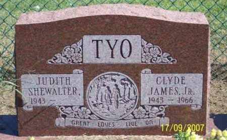 TYO, CLYDE JAMES JR. - Ross County, Ohio | CLYDE JAMES JR. TYO - Ohio Gravestone Photos