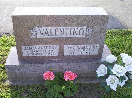 HAMMOND VALENTINO, AMY - Ross County, Ohio | AMY HAMMOND VALENTINO - Ohio Gravestone Photos