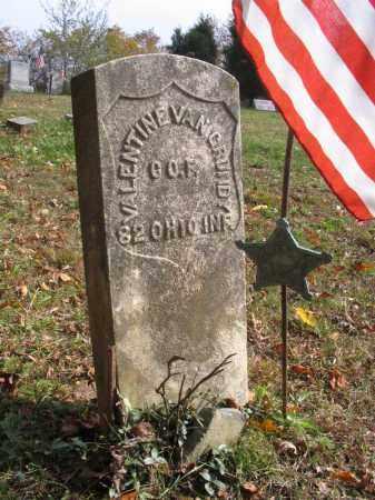 VAN GUNDY, VALENTINE - Ross County, Ohio | VALENTINE VAN GUNDY - Ohio Gravestone Photos