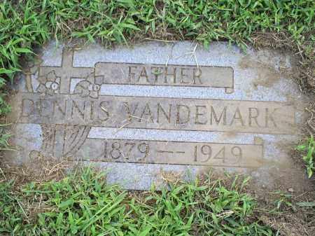 VANDEMARK, DENNIS - Ross County, Ohio | DENNIS VANDEMARK - Ohio Gravestone Photos