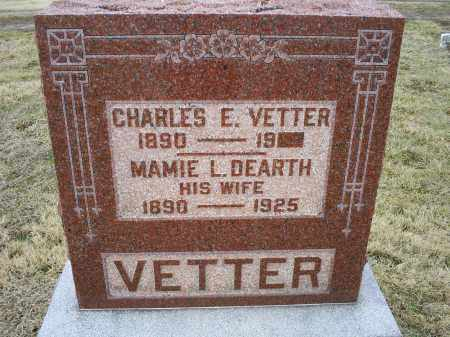 DEARTH VETTER, MAMIE L. - Ross County, Ohio | MAMIE L. DEARTH VETTER - Ohio Gravestone Photos