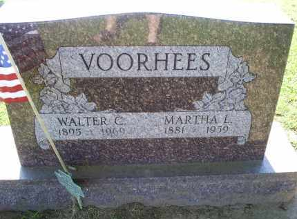 VOORHEES, WALTER C. - Ross County, Ohio | WALTER C. VOORHEES - Ohio Gravestone Photos
