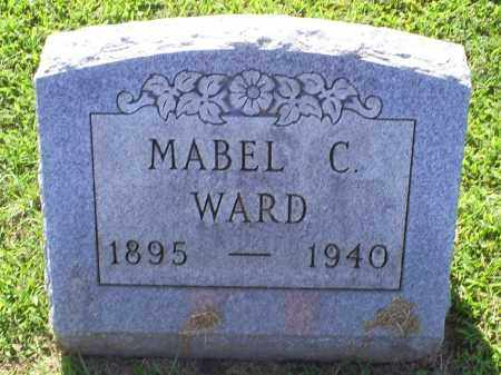 WARD, MABEL C. - Ross County, Ohio | MABEL C. WARD - Ohio Gravestone Photos