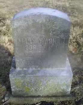 WAGNER, MARY - Ross County, Ohio | MARY WAGNER - Ohio Gravestone Photos