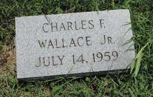 WALLACE, CHARLES F - Ross County, Ohio | CHARLES F WALLACE - Ohio Gravestone Photos