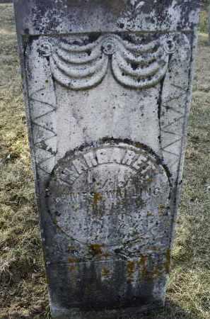 WALLING, MARGARET - Ross County, Ohio | MARGARET WALLING - Ohio Gravestone Photos
