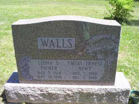 WALLS, LEONA B. - Ross County, Ohio | LEONA B. WALLS - Ohio Gravestone Photos