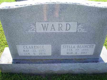 WARD, STELLA BLANCHE - Ross County, Ohio | STELLA BLANCHE WARD - Ohio Gravestone Photos