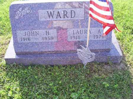 WARD, LAURA A. - Ross County, Ohio | LAURA A. WARD - Ohio Gravestone Photos