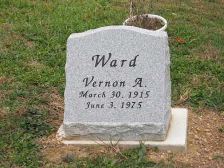 WARD, VERNON A - Ross County, Ohio | VERNON A WARD - Ohio Gravestone Photos