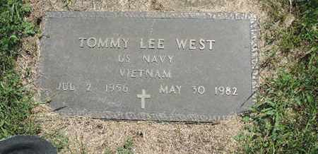 WEST, TOMMY LEE - Ross County, Ohio | TOMMY LEE WEST - Ohio Gravestone Photos