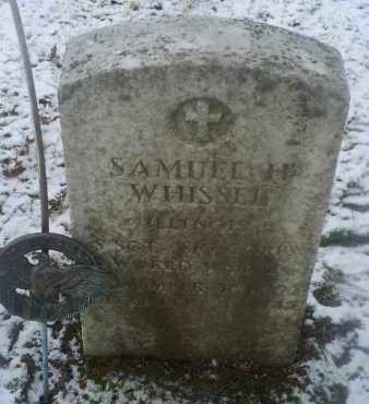 WHISSEL, SAMUEL H. - Ross County, Ohio | SAMUEL H. WHISSEL - Ohio Gravestone Photos