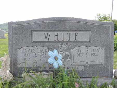 WHITE, JAMES - Ross County, Ohio | JAMES WHITE - Ohio Gravestone Photos