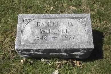 WHITSEL, DANIEL D. - Ross County, Ohio | DANIEL D. WHITSEL - Ohio Gravestone Photos