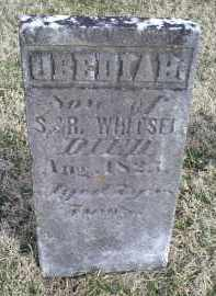 WHITSEL, OBEDIAH - Ross County, Ohio | OBEDIAH WHITSEL - Ohio Gravestone Photos