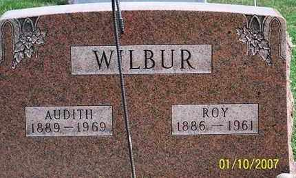 WILBUR, ROY - Ross County, Ohio | ROY WILBUR - Ohio Gravestone Photos