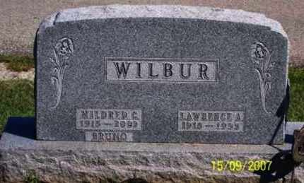 WILBUR, LAWRENCE A. - Ross County, Ohio | LAWRENCE A. WILBUR - Ohio Gravestone Photos