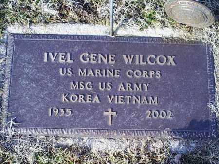 WILCOX, IVEL GENE - Ross County, Ohio | IVEL GENE WILCOX - Ohio Gravestone Photos
