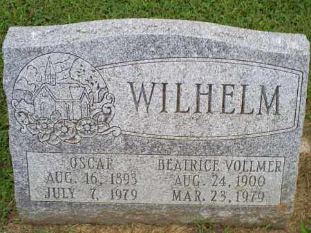 WILHELM, BEATRICE - Ross County, Ohio | BEATRICE WILHELM - Ohio Gravestone Photos