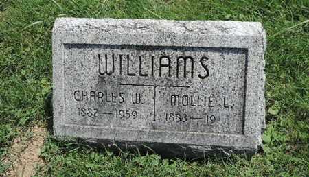 WILLIAMS, CHARLES W - Ross County, Ohio | CHARLES W WILLIAMS - Ohio Gravestone Photos