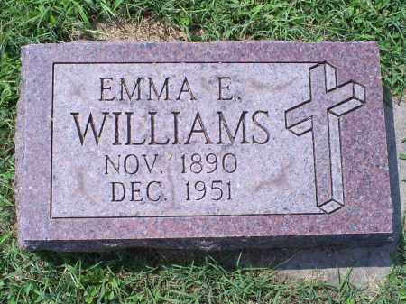 WILLIAMS, EMMA E. - Ross County, Ohio | EMMA E. WILLIAMS - Ohio Gravestone Photos