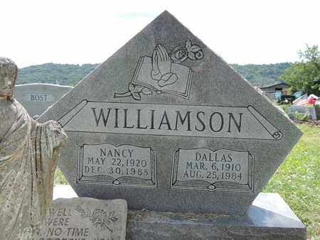 WILLIAMSON, NANCY - Ross County, Ohio | NANCY WILLIAMSON - Ohio Gravestone Photos