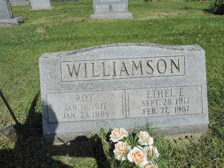 WILLIAMSON, ROY - Ross County, Ohio | ROY WILLIAMSON - Ohio Gravestone Photos