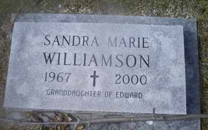 WILLIAMSON, SANDRA MARIE - Ross County, Ohio | SANDRA MARIE WILLIAMSON - Ohio Gravestone Photos